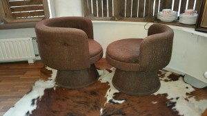 retro vintage stoelen